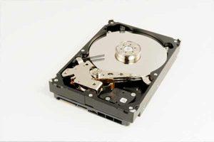7 vấn đề phổ biến trên ổ cứng