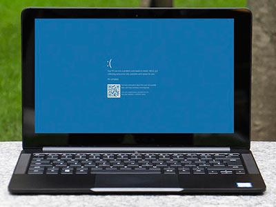 Nguyên nhân máy tính bị màn hình xanh trong windows 10