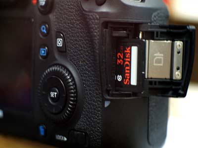 khôi phục dữ liệu thẻ nhớ máy ảnh