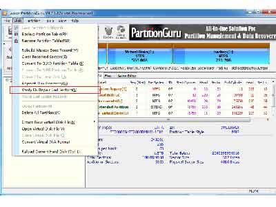 phần mềm fix bad sector ổ cứng